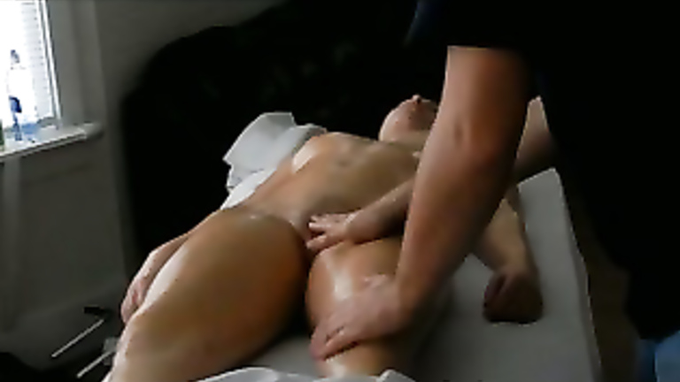 Clit massage video