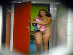 hidden camera Naked girls showering