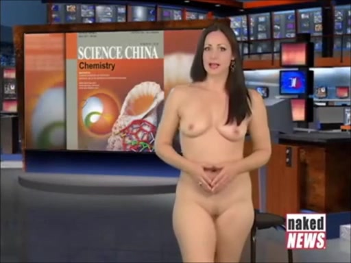 Naked News Broadcasts 50