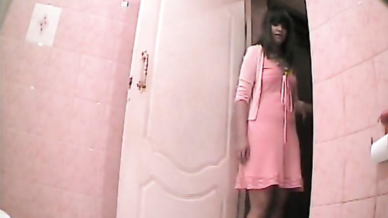 japanese girl bathroom voyeur