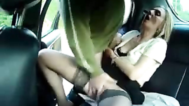 Brit upskirt banged outdoors
