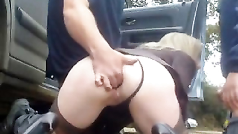 dogging Mature wife