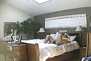 Mature wife enjoys pleasuring her vagina with a sex toy