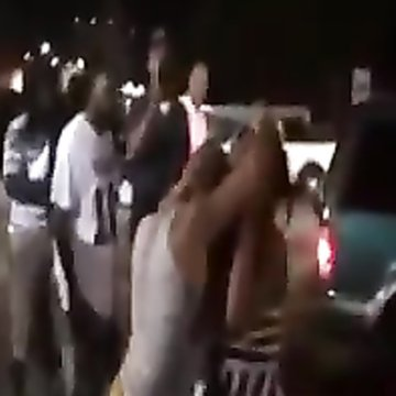 Angry women fighting with each other with some extra nudity