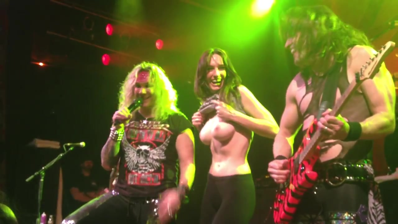 Opinion you steel panther girl porn taste