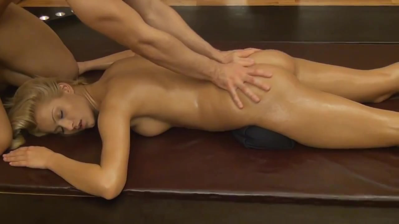 Most sensual massage for the goddess