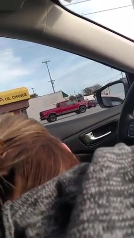 I received a fantastic blowjob from my wife while driving our car