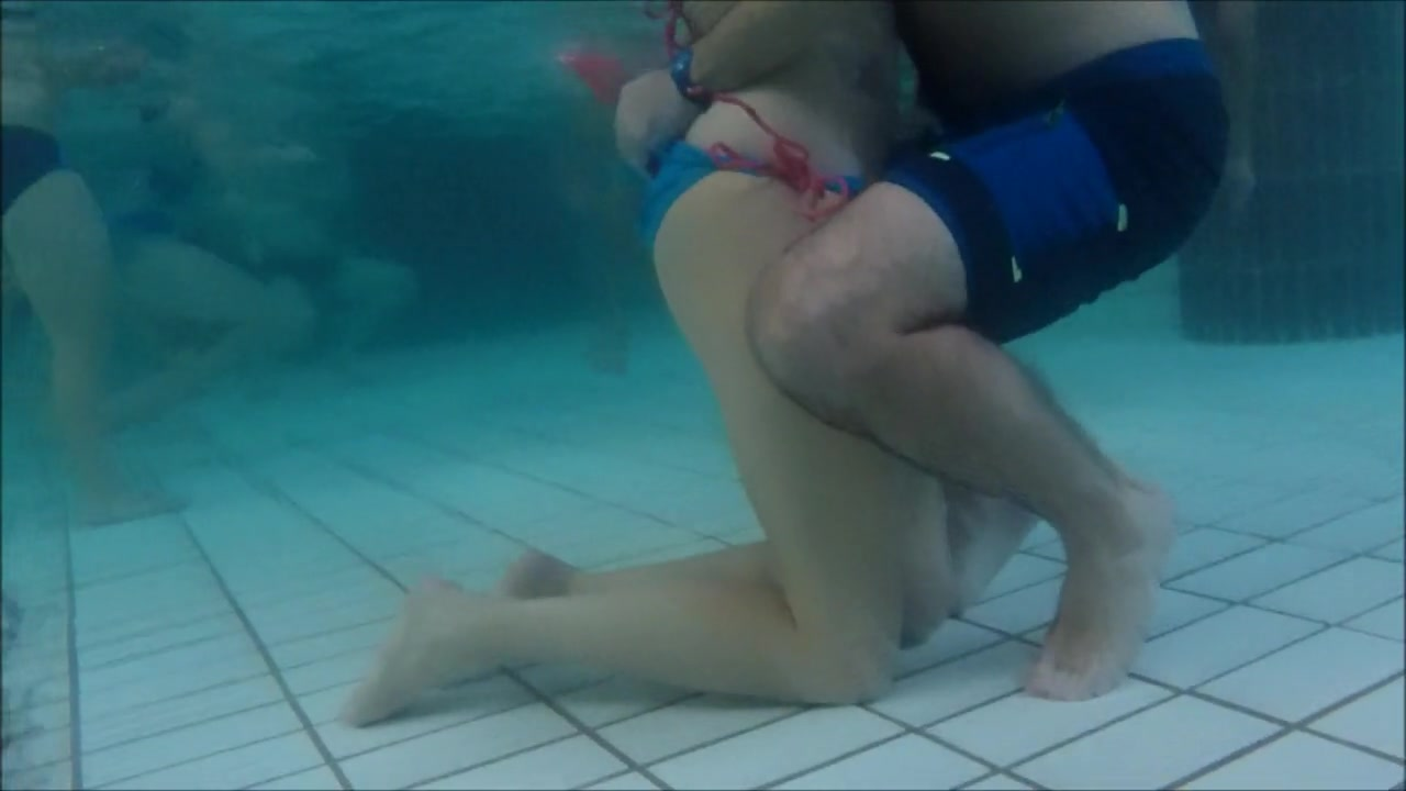 Hot unter wasser sex video