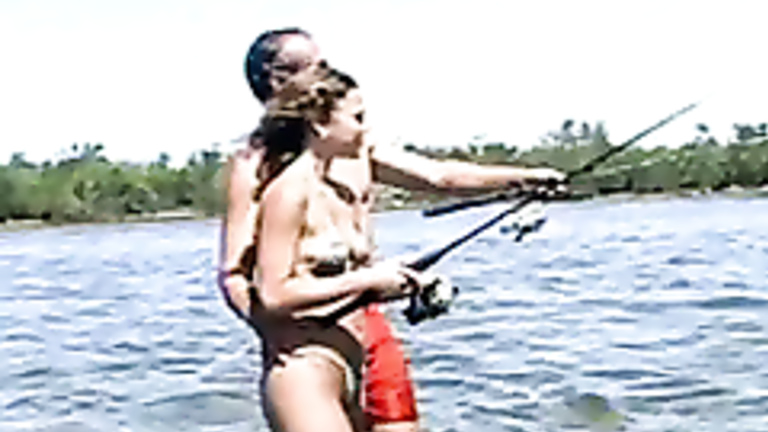 Nude sex fishing video — photo 12