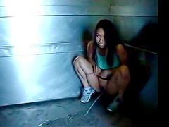 Pissing in elavator