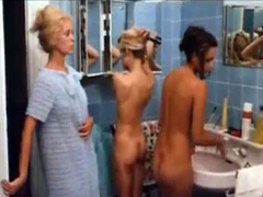 Beautiful naked ladies in juicy scenes from Hollywood movie