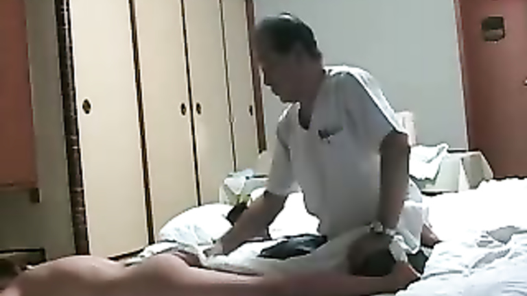 Mature Naked Man Massage