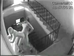 Security camera sex compilation with doggystyle sluts