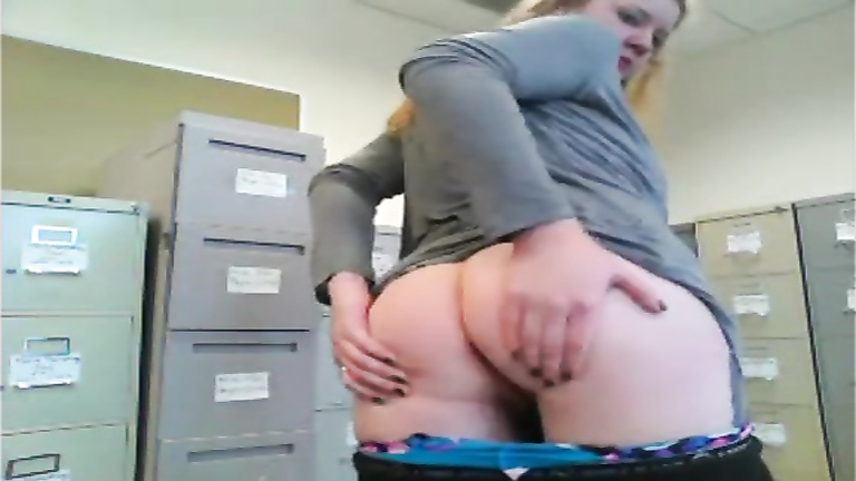 She will show us her pink ass