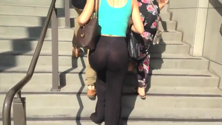 Her booty is something to die for