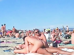 Nudists are the horniest people ever