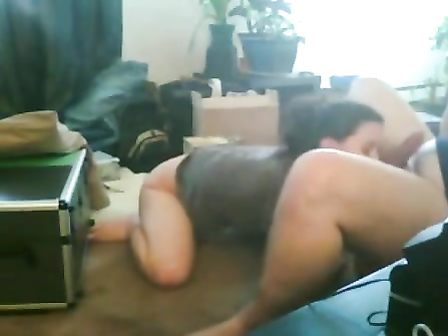 Ball sucking and taint licking girlfriend is amazing
