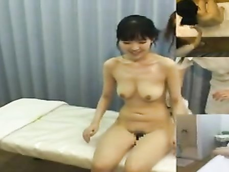Asian Voyeur Massage