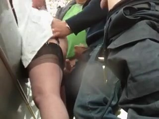 Village hooker getting drilled in the woods